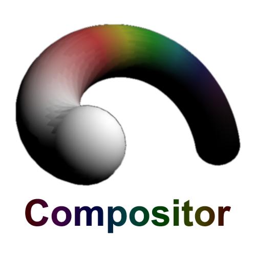 Compositor lasso logo