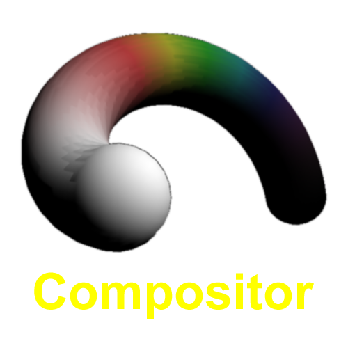 Compositor Software logo yellow
