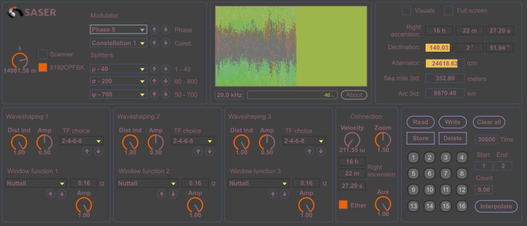 SASER SAS24P3L ver. 1.1.3 Max for Live