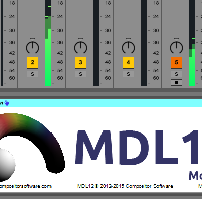 MDL12 Max for Live