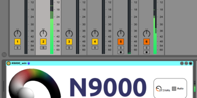 N9000 Max for Live