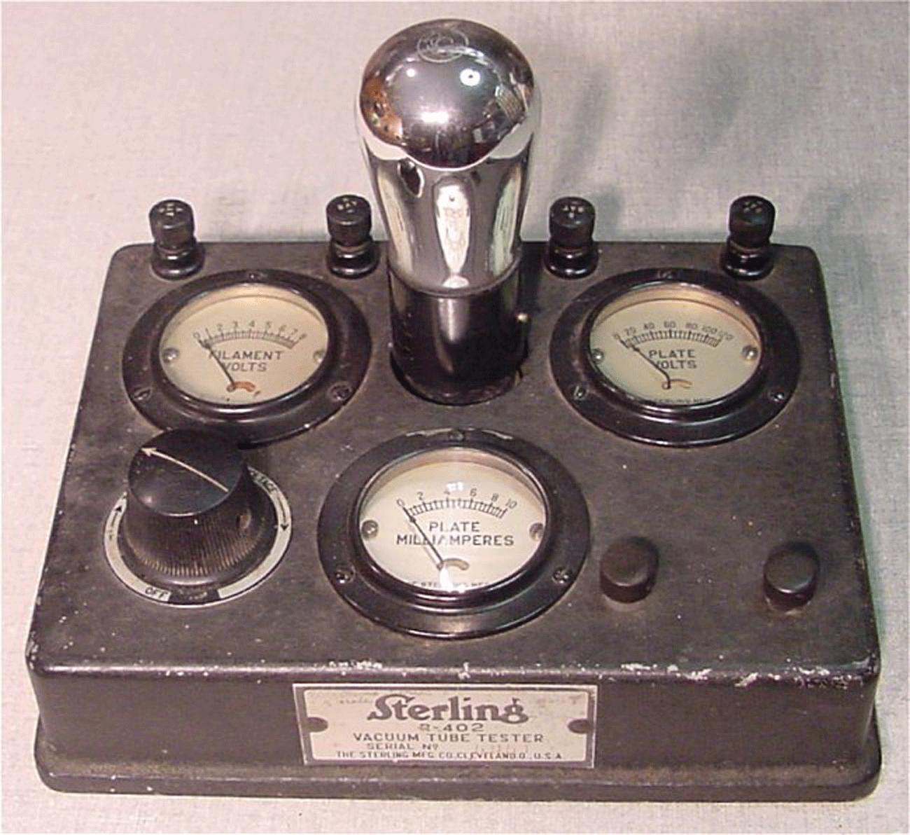 Sterling R-402