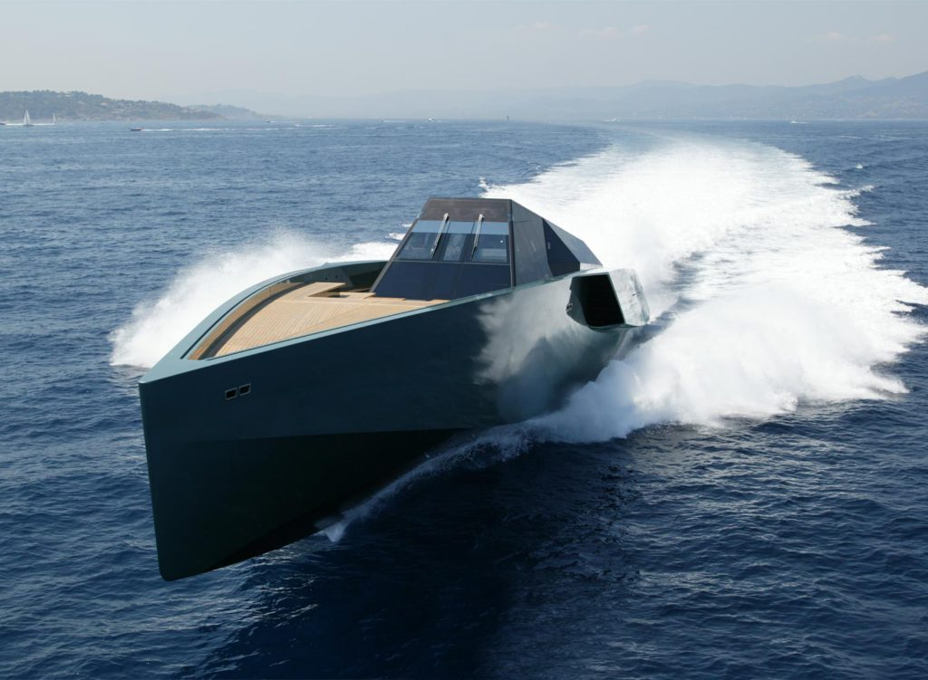 Renovatio Yacht