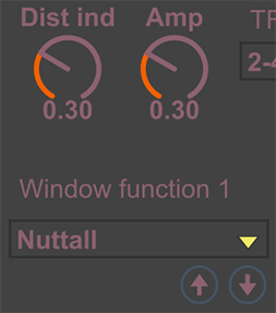 Window function