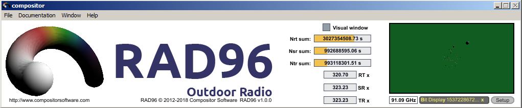 RAD96 Spectral polarizer OS