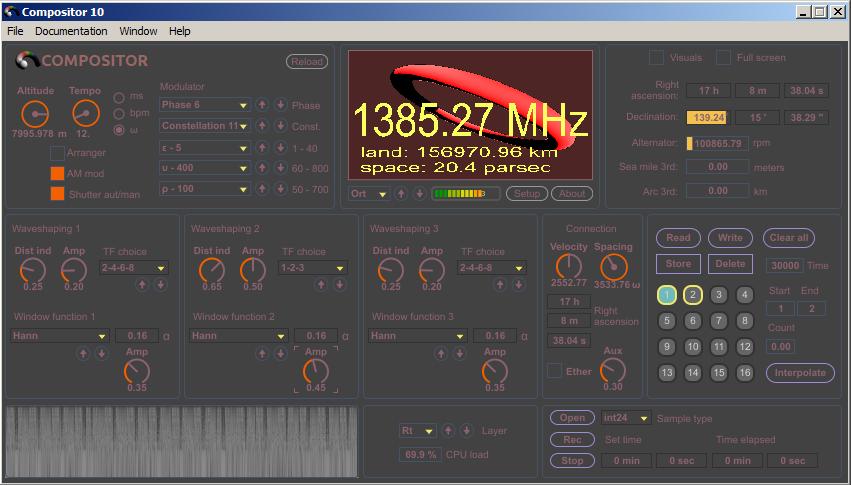 SDR L4 Compositor CS10AV