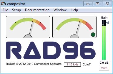 RAD96 vRouter L1-L3 96 node aggregation