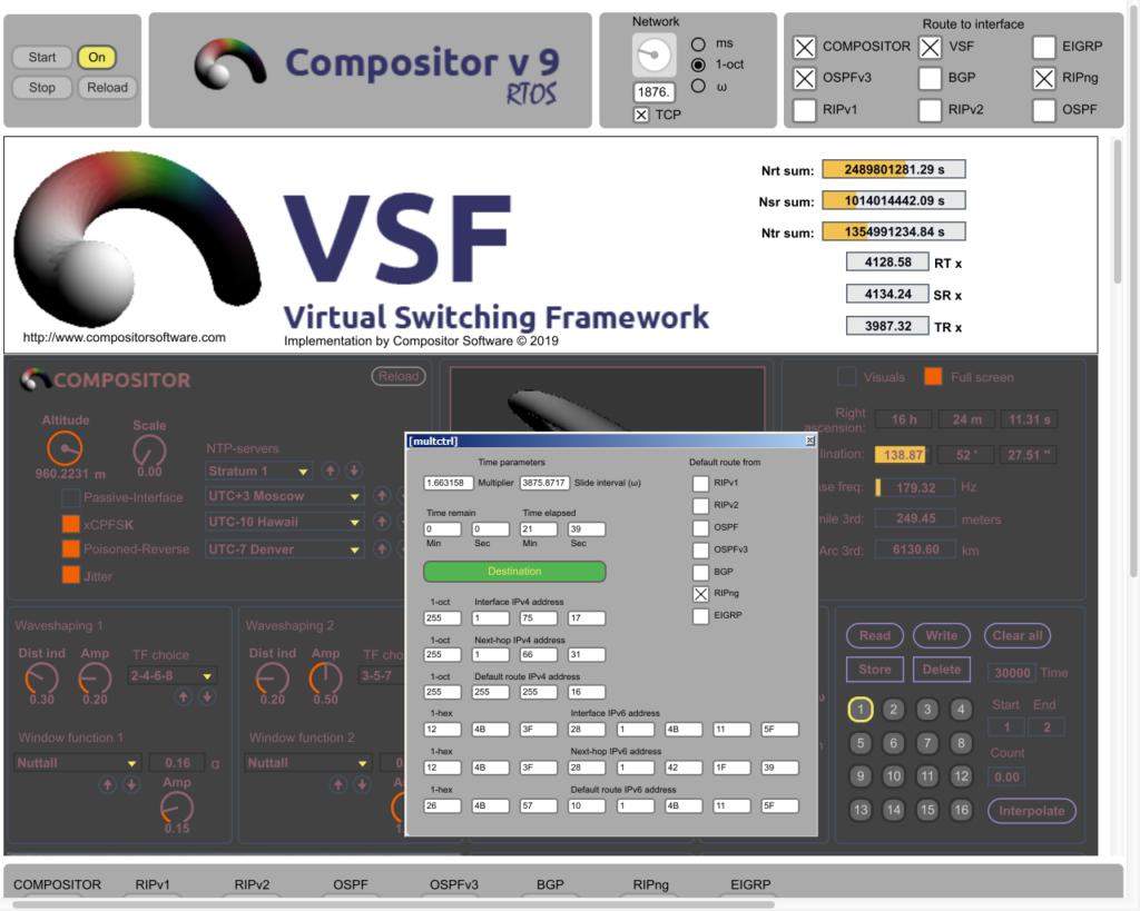 Compositor v9.0.2 Hypervisor (Mainframe)