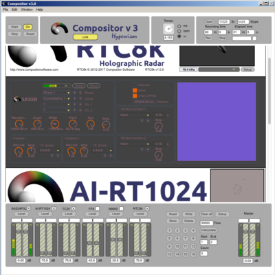 Compositor v3 Hypervisor Radio Shack