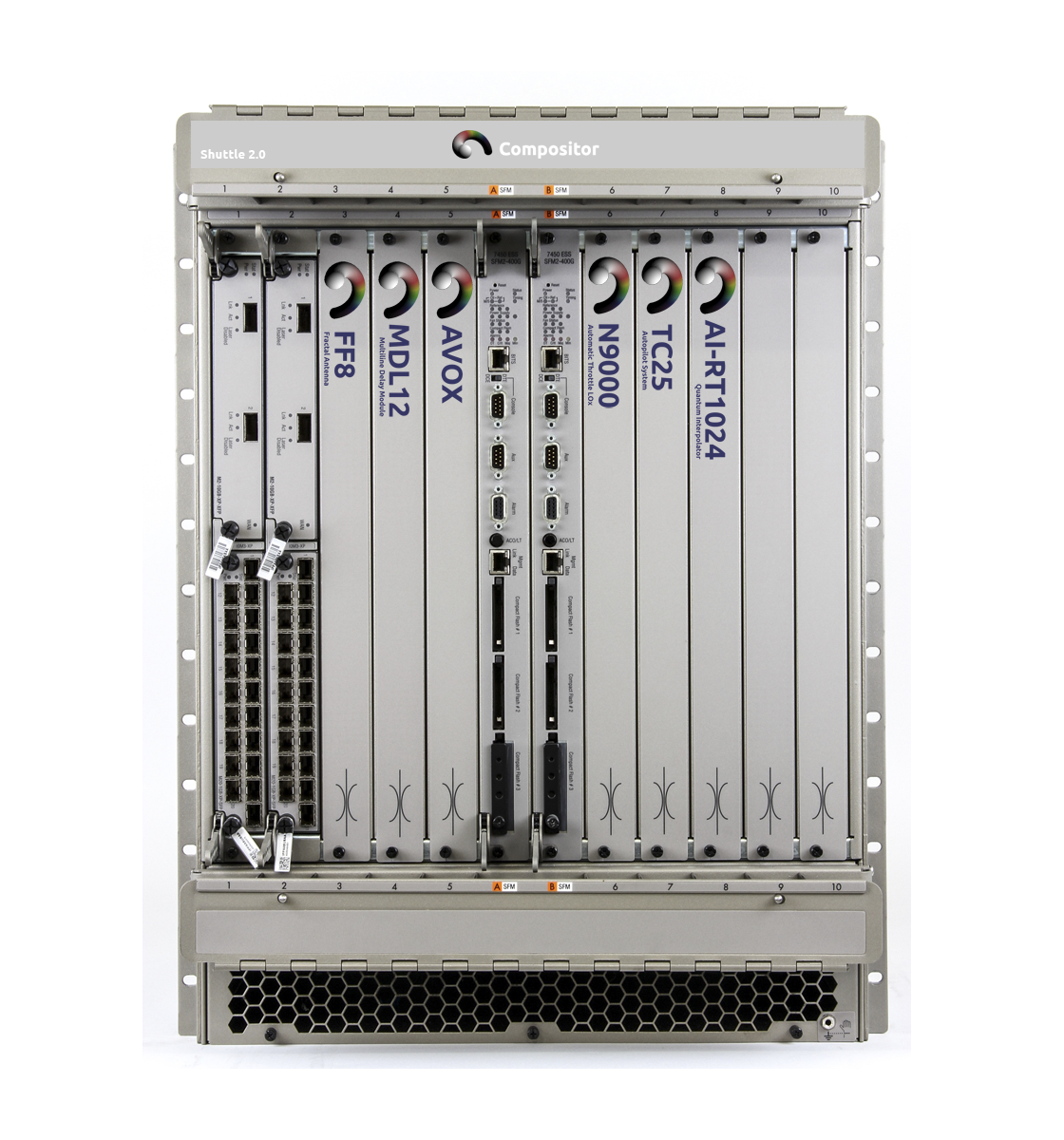 Compositor Software main rack 1120x1200