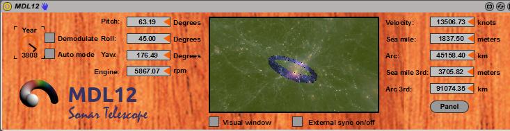 MDL12 Sonar Telescope v1.0.9