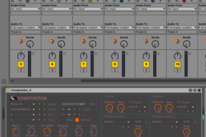 Compositor 4 Max for Live