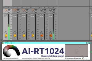 AI-RT1024 Max for Live