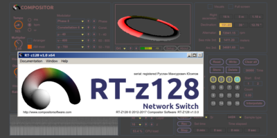 RT-z128 and RT-zX collage