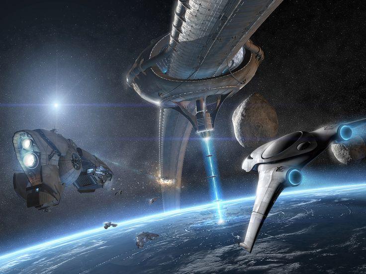 Earth belt defense