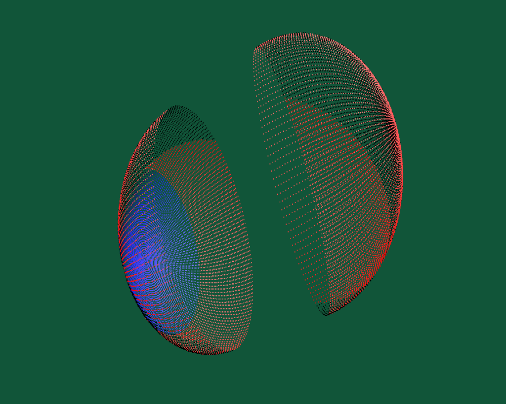 Compositor capsule with mirroring point