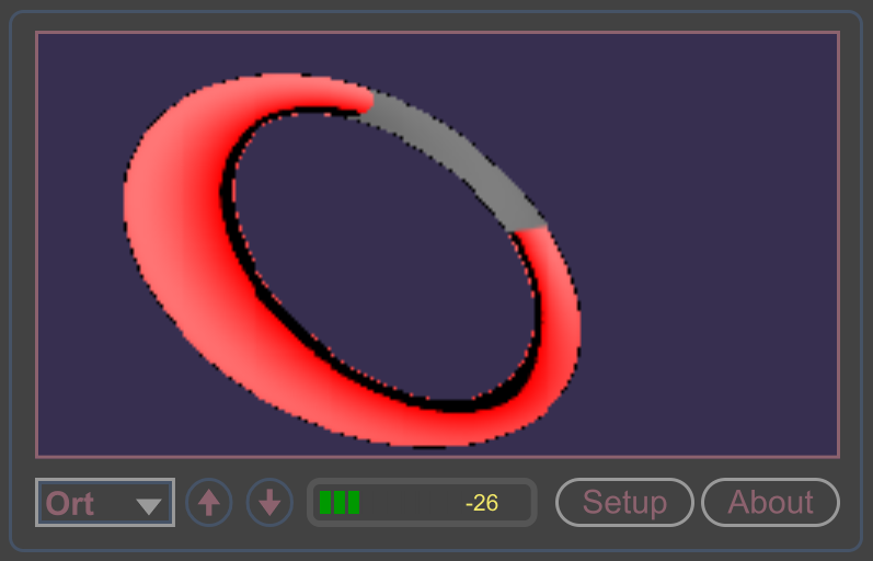 Compositor WS display
