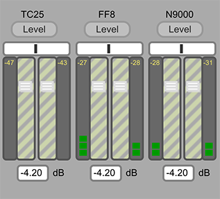 Compositor v5 mixer
