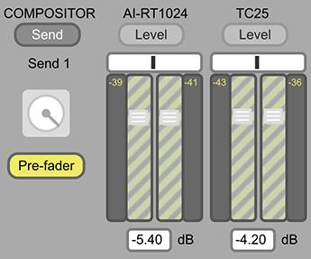 Compositor v5.0 Hypervisor self-feeding