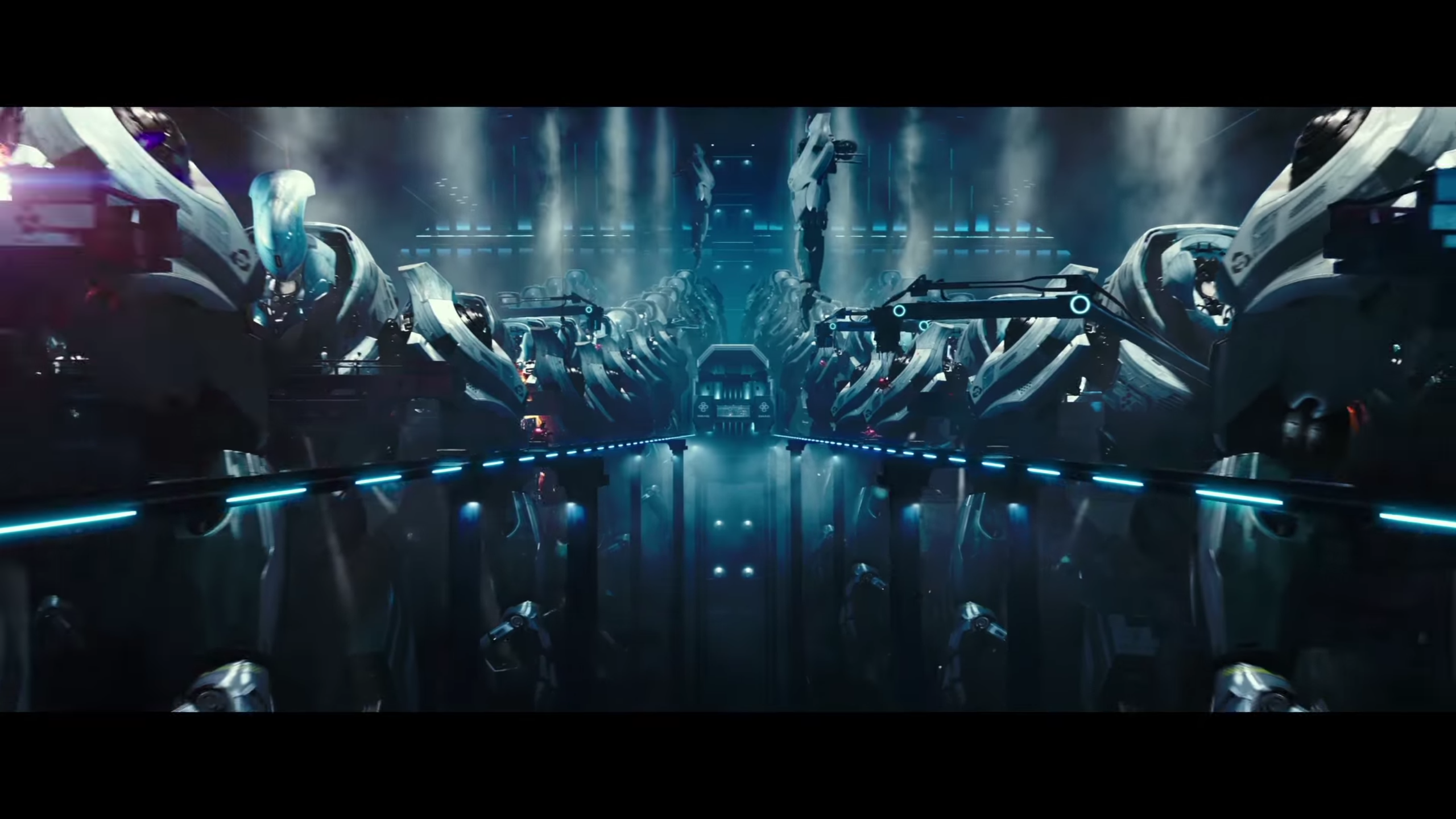 Drone Jaegers