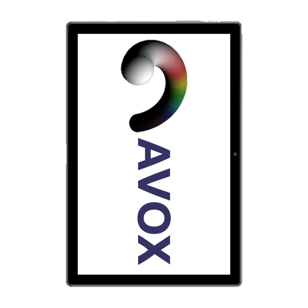 AVOX flashscreen