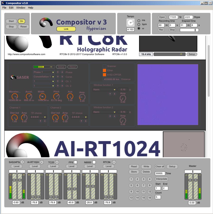Compositor v3 Hypervisor Radio Shack